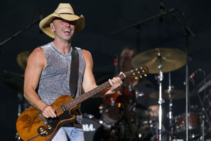 Kenny Chesney Harveys Lake Tahoe