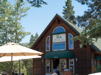 Verde Mexican Rotisserie South Lake Tahoe