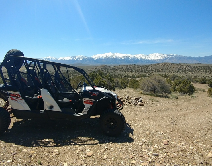 Full Access Tahoe ATVs