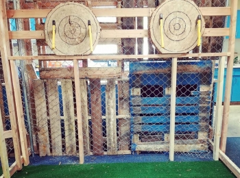 Tahoe Axe Throwing