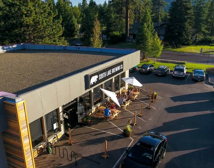 South Tahoe Brewing CO