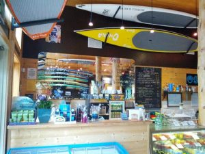 Tahoe Watermans Landing Cafe